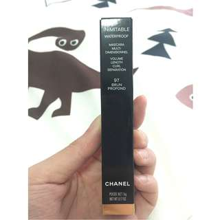 Chanel Inimitable Waterproof mascara 97 Brun Profond - Limited Edition