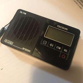 DSE考試用收音機 有天線 2018DSE加油