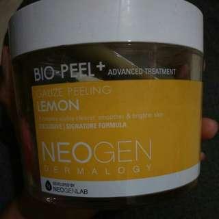 Neogen Bio Peel Lemon Share in Jar