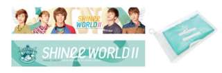 SHINee World II Concert Official Sports Towel