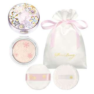 MAQuillAGE Snow Beauty Whitening Face Powder 2017 LE