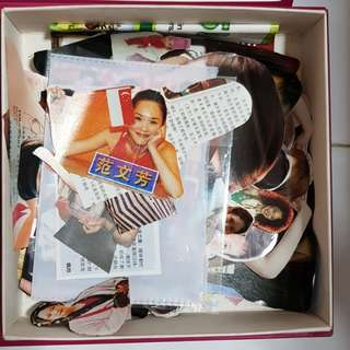 Fann Wong Collection Magazine Cutout