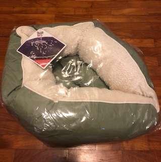 【DOG GONE SMART】Sherpa Cuddler Bed