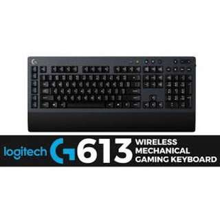 [BRAND NEW+ LOWEST PRICE] Logitech G613 Wireless Mechanical Gaming Keyboard