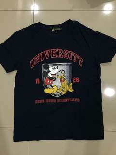 Original HK Disney Shirt