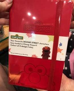 Elmo book hardcover (New)