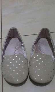 H&M polkadot shoes