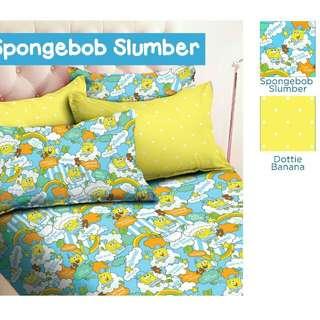 Spongebob slumber katun cvc