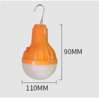 30W LED Emergency Extra Brightness Wireless Rechargeable Light Bulb Charging Outdoor Camping Camping Tent Lamp Night Market Bulb