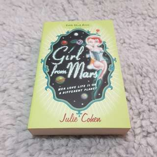 Girl From Mars - Julie Cohen [Chick Lit/Romance]