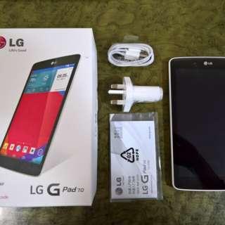 LG G Pad 7.0(v400)
