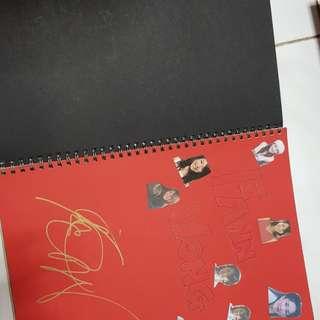 Fann Wong stretch books