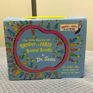 Bright and Early Board Books (BNIB)
