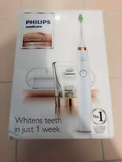Philips Diamond Clean Rose Gold Edition