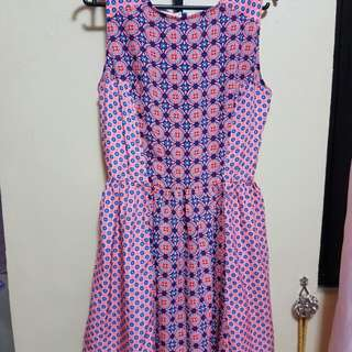 Just G - Pattern Dress