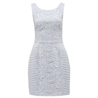 ForeverNew White Lace Dress