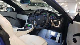 Maserati GT for Rent