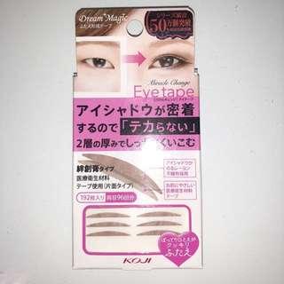 Koji Dream Magic Eyelid Tape