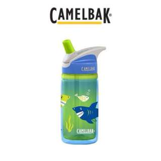 🦈 New 🦈 Blue Sharks Camelbak EDDY KIDS Insulated Water Bottle 400ml