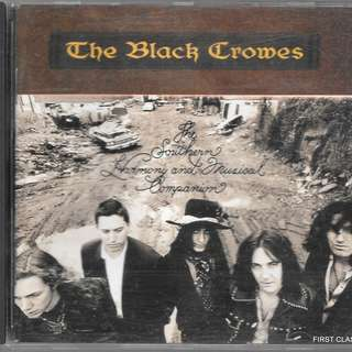 MY PRELOVED CD - THE BLACK CROWES /FREE DELIVERY (F7S))
