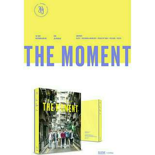 JBJ 1st Photobook - The Moment