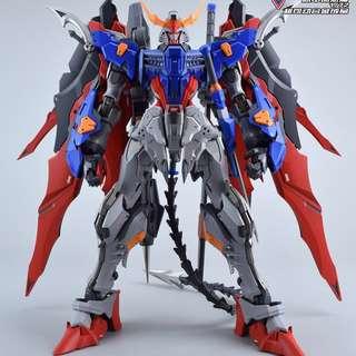 [PO] Moshow Metal Build 1/72 Demon Destiny Epyon Gundam (with optional 1/72 Wing of Lights) ETA: May-July 2018