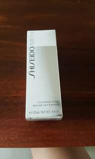 Special promo!Brand new Shiseido Men cleanser