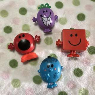 McDonald's 2017 happy meal toys