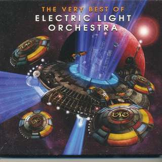 All Over the World: The Very Best of Electric Light Orchestra (AUDIO CD) MADE IN EU [x8]
