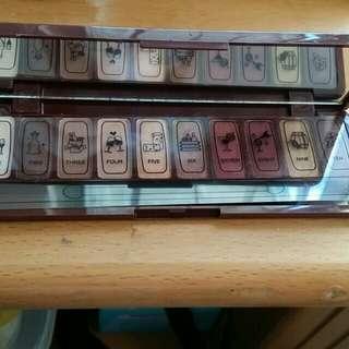 10 color eyeshadow set眼影盤