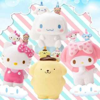 SH001 - Sanrio Stationery Holder