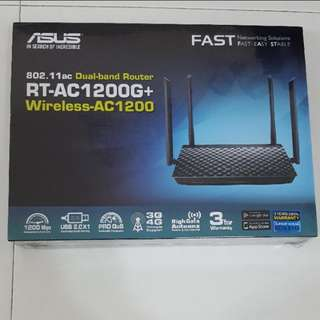 Asus Dual-Band Router 802.11ac