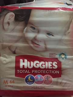 huggies diaper