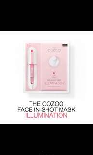 The OOZOO Face In Shot Mask Illumination