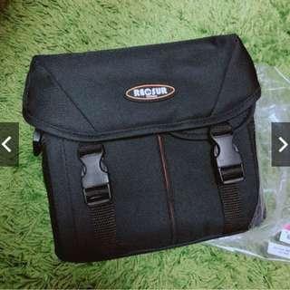 全新相機包 類單眼 背包 微單眼 RECSUR 一機雙鏡攝影包 RS-409 攝影包