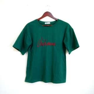 休閒上衣(綠)