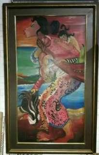 Lukisan Hendra Dekor