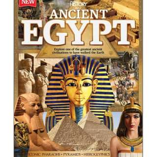 All About History Book of Ancient Egypt eBook
