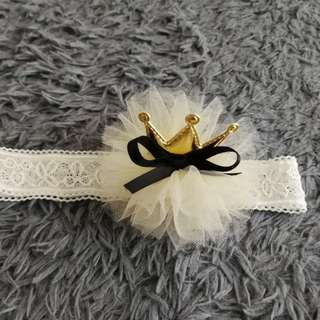 baby headband/hairclip