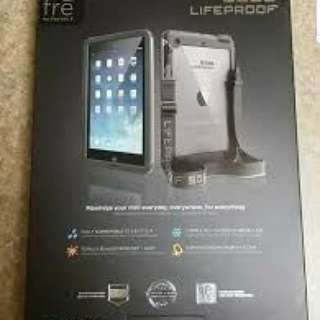 Lifeproof case iPad mini 1,2,3