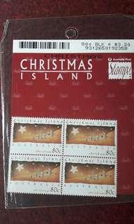 Australia Stamp -- Christmas Island