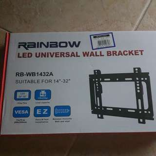 "LED Universal Wall Bracket for 14""-32"""