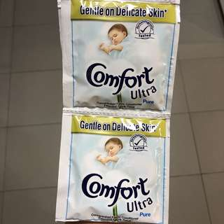 (30ml) BN Comfort Ultra Concentrated Fabric Conditioner