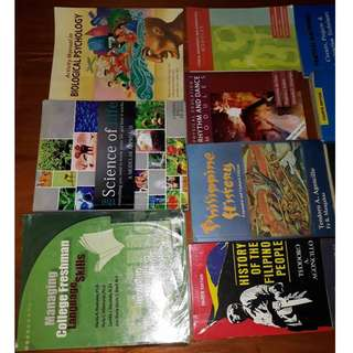 Educational and Academic Books (Read Description)