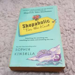 Shopaholic Ties the Knot - Sophie Kinsella [Chick Lit/Romance]