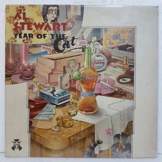 Al Stewart - Year Of The Cat vinyl record