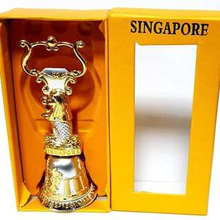 Golden Bell singapore gift idea souvenirs home display