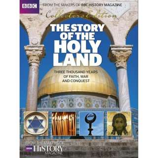The Story of The Holy Land eBook