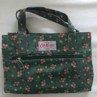 Cath kidston floral pvc bag