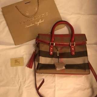 BNWT Burberry Bag